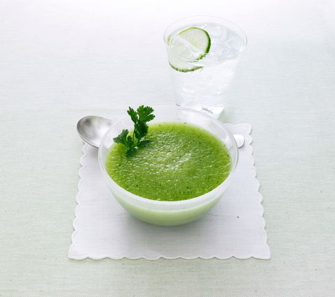 honingdauw and lime soup