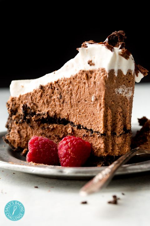Небо High Chocolate Mousse Pie
