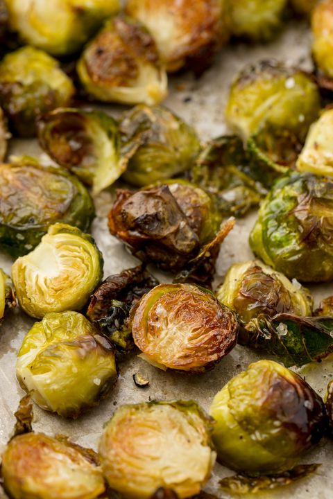 fript Brussels Sprouts