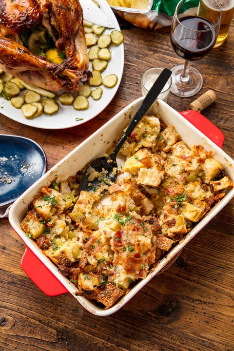 Bier Cheese Stuffing Vertical