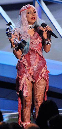 O Mais Procurado Traje De Halloween Vestido De Carne De