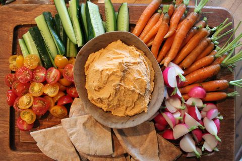 Lidey Chipotle Hummus Recipe