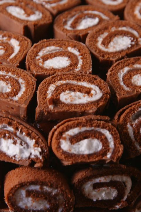 elvețian Roll Cake Vertical Beauty
