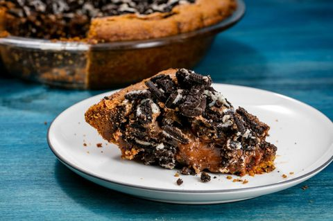 fursec Dough Brownie Pie Recipe