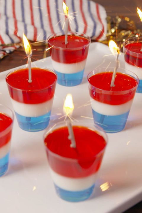 Raket Jello Shots