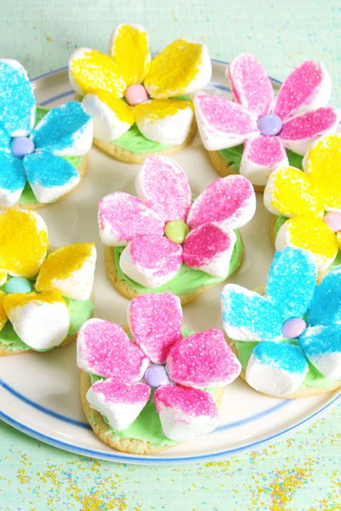 pianka Flower Cookies