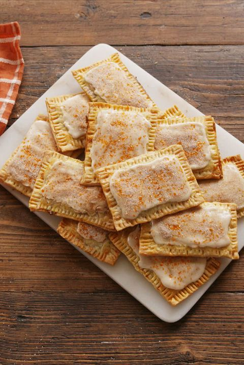 Pumpkinn Pie Pop Tart