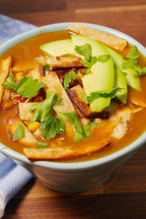 Slow-Cooker Chicken Tortilla Soup Vertical