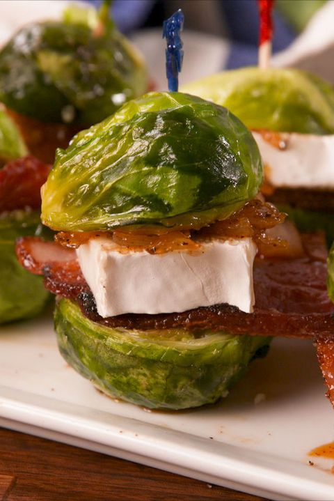 Bruxelles Sprouts Sliders