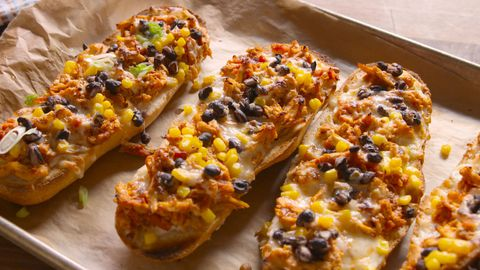 Tex-Mex Chicken Pizza