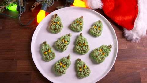 Grinch Kranky Treats