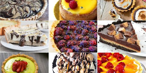 De 50 Most Delish Dessert Tarts