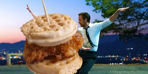 La La Land Chicken & Waffles