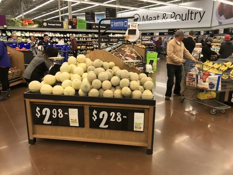 Zoet Spark Melon at Walmart